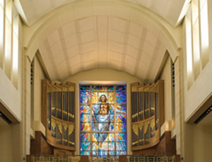 The Co-Cathedral of the Sacred Heart in Houston recently celebrated the completion of its custom-designed organ.