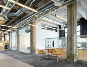 SF�s The Energy Foundation Awarded State�s First LEED-CI Platinum.