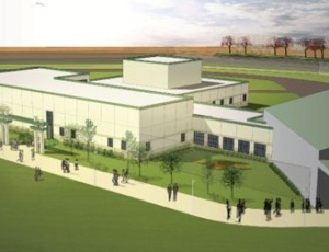 State Breaks Ground on $906-Million Prison Hospital in Stockton