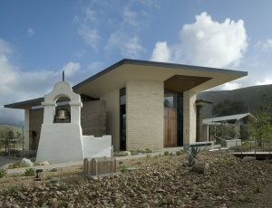 St. Bartholomew's Chapel at Rincon Indian Reservation