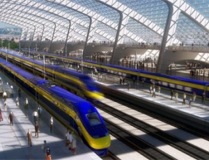 HSR Authority Board Votes for Central Valley Start