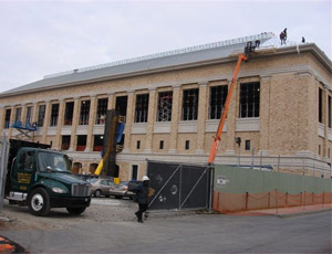 Construction Underway on Bronx Community College Instructional Building and Library