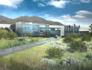 Construction of National Cyber Security Center Gets Under Way in Utah