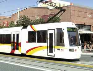 Tucson�s modern streetcar project got a boost with the approval of a $63-million federal grant.