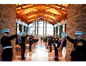 Marine Corps Chapel Wins Project of Year Award