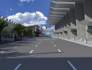 Two Teams Begin San Diego Airport Expansion Project