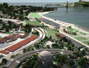 Caltrans Awards P3 Contract for Presidio Parkway Second Phase
