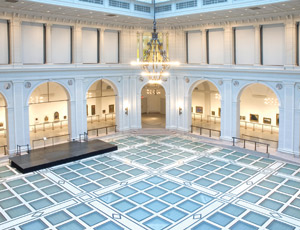 Picture Perfect Gilbane is overseeing a $50-million renovation and expansion at the Brooklyn Museum