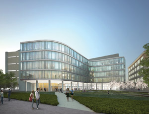 Super Lab UCSF's new building will be the world's largest neuroscience complex.