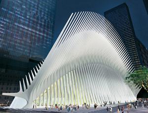 Oculus Building Skanska will fabricate and erect approximately 11,000 tons of steel for the Oculus building at the new WTC Transportation Hub.