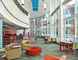 library common area