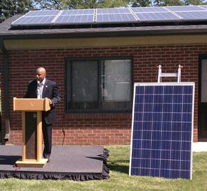 Unique New Partnership Brings Renewable Energy To Denver Housing Authority