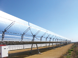 Array will be 450 ft long.