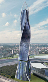 Italy To Export 'Turning Towers'