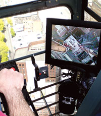 Operators Are Hooked On Crane Camera