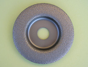 Spark-Reduced Grinding Discs: Safer