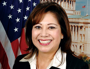 Solis says creating 'green' jobs leads her agenda.