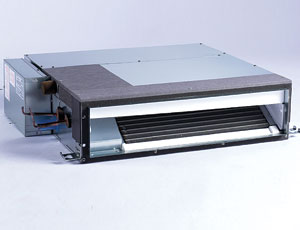 HVAC Cooling Unit: A Lot of Chill From a Small Profile