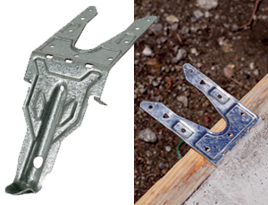 Concrete Mudsill Anchor: No More Anchor-Bolt Patching and Adjustments