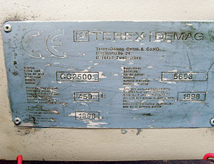 Fake Demag was found in China.