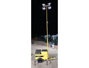 Illumination: Light Tower Supplies Power