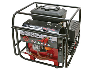 Hydraulic Power Packs: Portable