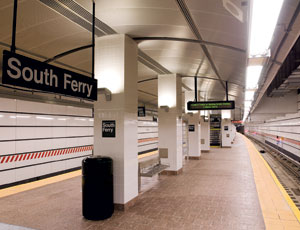 New York City Subway's 'Short' South Ferry Stop Gets Extended