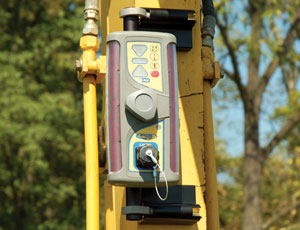 PRECISION LASER FOR DEPTH AND ELEVATION: Designed for Compact Equipment