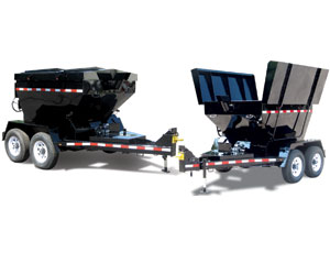 ASPHALT OPTIMIZER EASES POTHOLE PATCHING: Heated