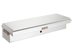 Low-Profile Aluminum Storage Boxes: For Trucks