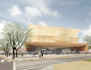 Design Team Picked for New National African-American Museum