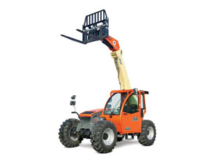 Compact Telehandlers: Maneuverable on Tight Jobsites
