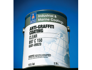 Anti-Graffiti Clear Coating: Needs No Primer, Easy to Wash