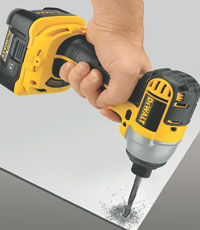 Impact Driver Attachments: Less Bit Breakage