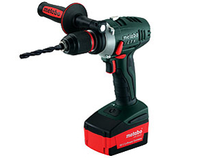 Redesigned Drill driver: Lithium-Ion Power For Longer Battery Life, Faster Charging