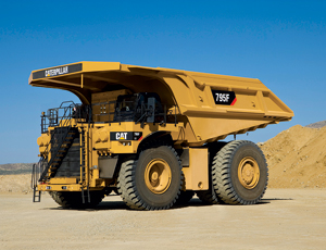 Massive Mining Trucks: New Electric Drive Coming This Fall