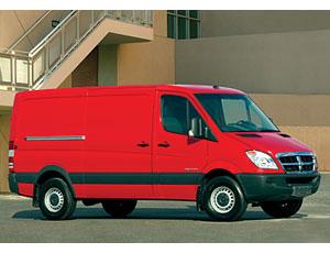 Dodge To Lose Sprinter Van