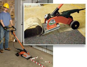 Floor Scraper: Strips Material Quickly