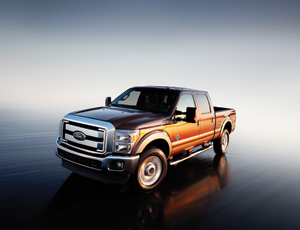 The 2011 Super Duty meets clean-diesel regulations that kick in next year. In addition to a new, 6.7L turbodiesel, Ford offers a new, dual-spark-plug 6.2L gas engine, while a new, six-speed automatic transmission is standard. An existing five-speed automatic comes on trucks running the carryover V-10 engine.