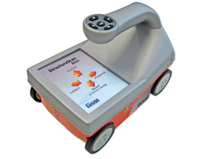 Concrete Inspection: Compact Ground-Penetrating Radar System