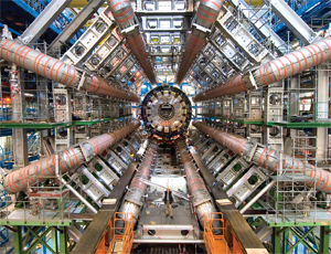 Large Hadron Collider Takes the Prize For Malfunction Theory