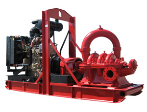 Three-Stage Water Pump: Now With Tier 3 Engine