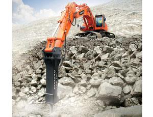 Demolition-Hammer Attachment: Packs a Punch