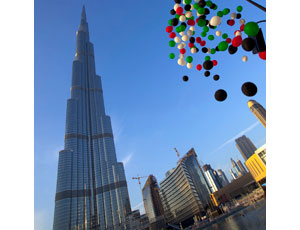 Dubai Opens the Doors On the World's Tallest Building