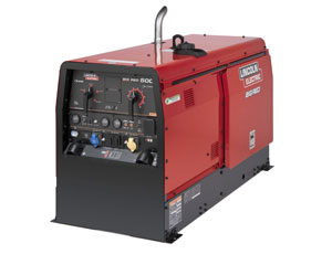 Welder/Generator: Reliable in Rough Conditions