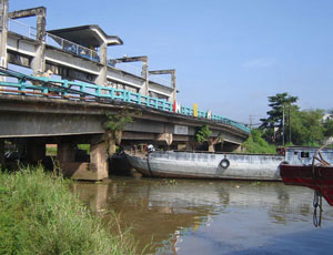 Vietnam bridge initiative will allow much larger vessels to travel the Mekong