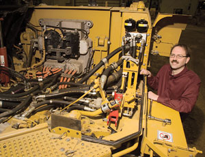 A Tinkerer at Heart, Humble Tractor Engineer Blazes Clean Path for...