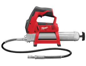 Cordless Grease Gun: Lithium-Ion Battery