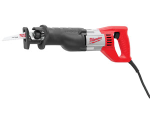 Reciprocating Saw: Now in Specialized Lengths