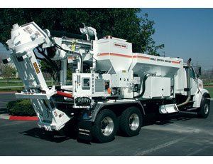 Concrete Pump and Mixer Unit: Together at Last